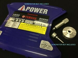 A ipower Sc2000 Generator Extended Run Gas Cap Oil Fill Drain Plug Combo Kit Usa