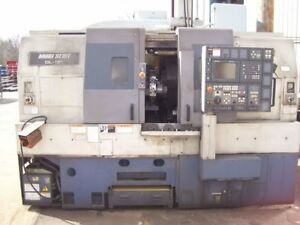 1999 Mori Seiki Dl 151 Mc Cnc Lathe Msc 501 Cnc Twin Spindle Live Tooling