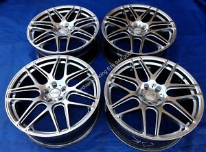 Bmw E53 X5 22x9 Ace Alloy Mesh 7 Light Weight Hyperag Wheels Rims d70720mh 20h8