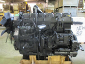 Cat 3406e Diesel Engine All Complete And Run Tested