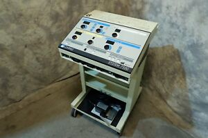 Conmed 7550 Abc Modes Electrosurgical Generator With Ipx7 Foot Pedal