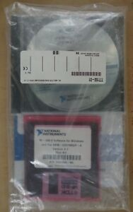 National Instruments 488 2 Software Gpib 232 485ct a Ver 2 7