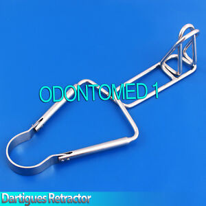 Dartigues Retractors Surgical Veterinary Instruments