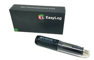 New Lascar El usb 2 lcd Temperature rh Usb Data Logger With Lcd Display Easy Log