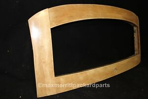 1948 50 Packard Upper Tailgate Woody Window Frame Reproduction Nice