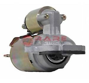 New Starter Fits European Model Ford Fiesta V 2 0l St 150 2004 on 5s6y 11000 aa