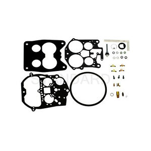 81 Trans Am 4bbl Quadrajet Carburetor Rebuild Kit 301 Pontiac Engine Hygrade