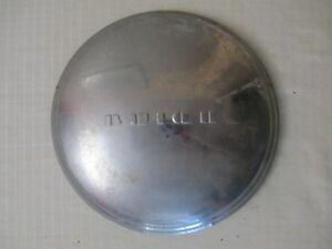 Vintage Buick 11 Inch Dog Dish Hubcap 1940 S