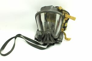 Msa Face Mask Respirator 7 935 7 Nightfighter Medium