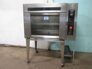 hardt Inferno 3000 Hd Commercial Nat gas Chicken Rotisserie Oven W auto Clean
