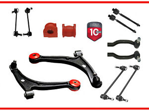 14pc Entire Front Rear Suspension Kit With Front Bushings Acura Mdx Honda Pilot