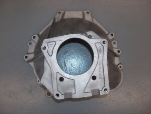 1975 78 Ford Mustang Ii 302 V8 Aluminum 4 Speed Bell Housing D6za 6392 Bc