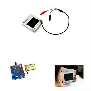 Dso Coral Pocket Battery powered Oscilloscope W Color Touch Display dso112a