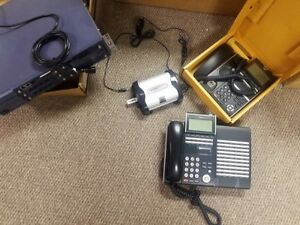 Small medium Business Phone System Nec Sv8100 With 32 Hanset 1 Cordless And Vm
