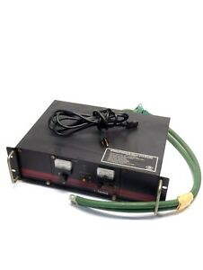 Itw Ransburg 76580 11001 Control Unit Power Supply 9040 Cascade Low Voltage