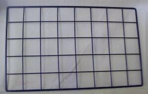 Store Display Fixtures 24 New Grid Cube Panels 10 X 16 Black