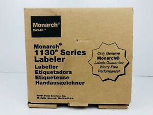 Avery Dennison Monarch 1130 Price Gun Labeler Brand New In Box