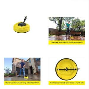 8 755 848 0 Hard Surface Cleaner For Electric Pressure Washers Quick connect