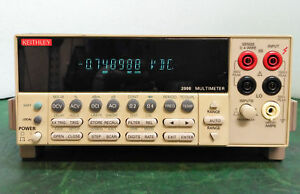 10829 Keithley Multimeter 2000