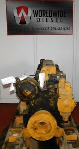 Cat 3306di Diesel Engine Good For Rebuild Only