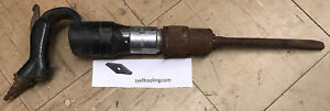 Ingersoll Rand Pneumatic Chipping Hammer Sqe30255 Used