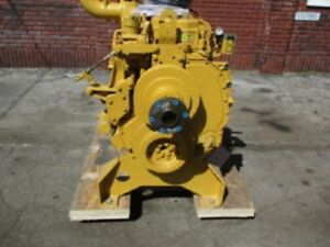 Cat C10 Marine Diesel Engine 325hp All Complete And Run Tested