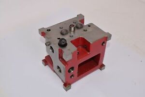 Machinist Part Hydraulic Collet Closer Attachment Lathe Mill 5 1 8 Oal