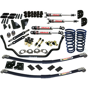 Ride Tech Street Grip Front And Rear Suspension Kit For 64 65 66 Mustang