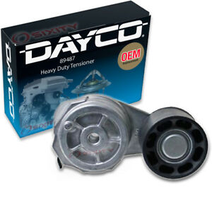 Dayco 89487 Heavy Duty Tensioner Idler Pulley Pump Accessory System Kz