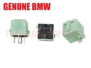 New Genuine Fuel Pump Relay Bmw Many Models With 2 Year Warranty 12631735424