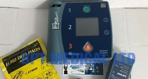 Philips Heartstart Fr2 Aed Laerdal Defib Aed Good Battery And Pads