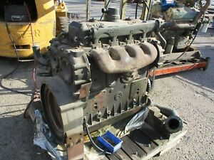 Detroit 4 71 Complete Engine Model 1043 5000 Ex government