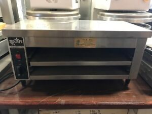 Star 526cma Star max 20 Wide Cheese Melter 120v