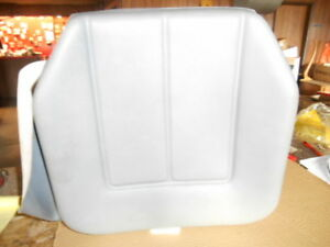 Seat Back Cushion Kit For Case 580l Series And Others Part 176926a1