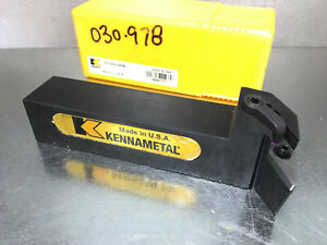 Kennametal Kenloc 1 25 Shank Turning Tool Holder Mvunl 204d 1808557