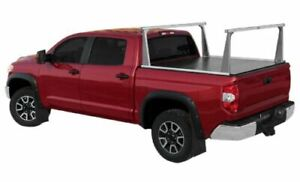 Access 4001671 Adarac Aluminum Pro Truck Bed Rack For Toyota Tundra With 78 Bed