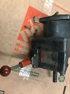 Ammco 775o Cross Feed Gearbox 7750 4000 4100 Brake Lathe Free Shipping