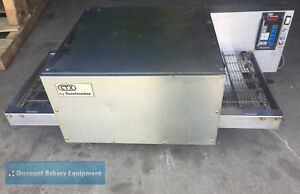 Middleby Marshall Ctx Toastmaster Conveyor Oven G 26