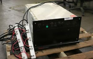 Sorensen Dcr 55 180t 0 55v 180a 10kw 208vac Programmable Dc Power Supply Tested
