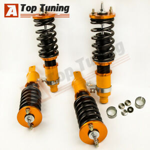 Full Coilovers For Honda Civic Ek Suspension 1996 1997 98 99 00 Shocks Springs