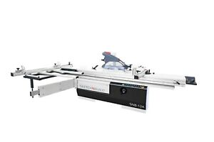 Snb 12a 16 7 5hp Precision Sliding Table Panel Saw
