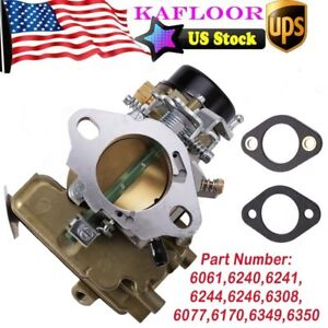Carburetor D5tz9510ag Yf Type Carter 250 300 Ford Engines 6 Cylinder 1975 1982