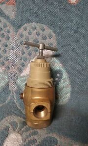 Norgren R43 406 nnla Water And Compressed Air Service Pressure Regulator 1 2 n