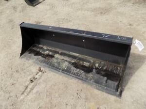 Alo 72 Gp Loader Bucket John Deere Style Quick Attach Fits Various Loaders