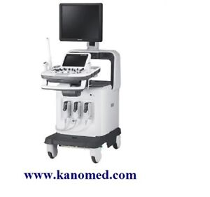 Samsung Medison Accuvix Xg With Three Probes