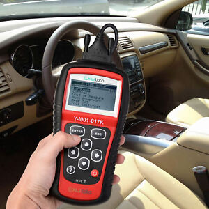 Kw808 Can Obdii Obd2 Eobd Car Automotive Fault Code Reader Diagnostic Scanner
