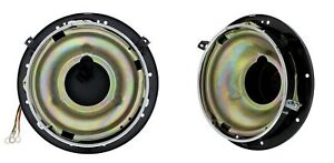 Pair 1955 1956 1957 Chevrolet Gmc Pickup Truck Suburban Headlight Buckets