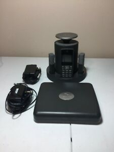 Revolabs Flx2 Wireless Analog Conference Phone System 10 flx2 Pots