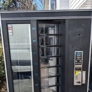 Crane National Vending Food Machine Model 431