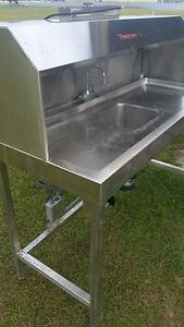 Thermo Scientific Shandon An 59 Commercial Table hood Combination Stainless Stee